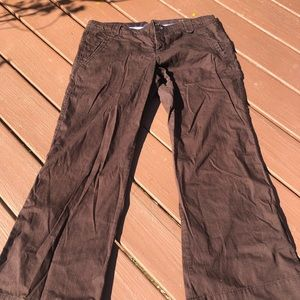 Brown American Eagle Pants